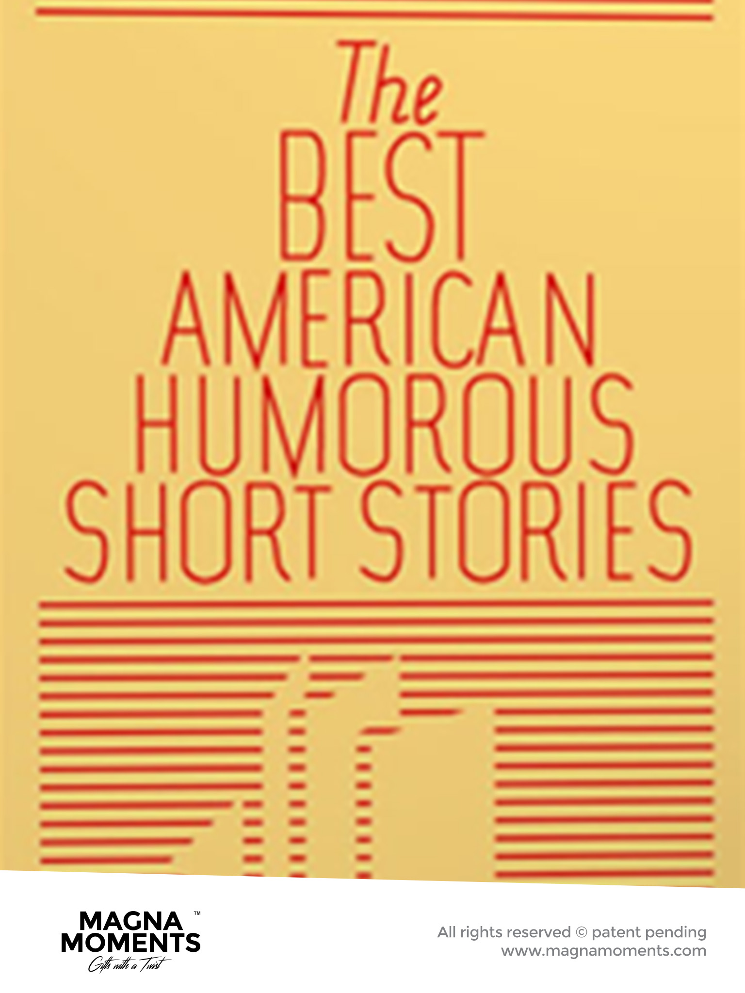 The Best American Humorous Short Stories by H. C. Bunner
